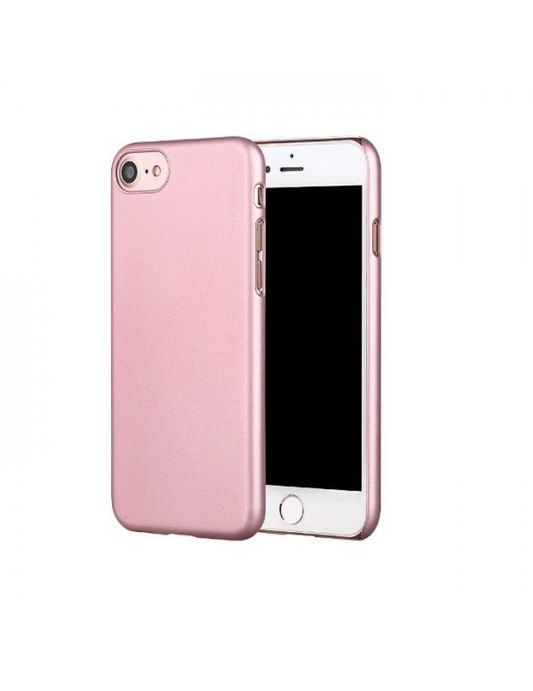 Coque iPhone 7/8 X-level Metallic - rose
