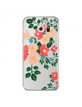 coque-silicone-Samsung-Galaxy-S7-edge-fleurs-de-saison-Printemps