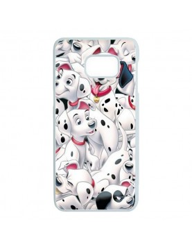 Coque-rigide-Samsung-Galaxy-S7-Les-101-dalmatiens-coté-blanc