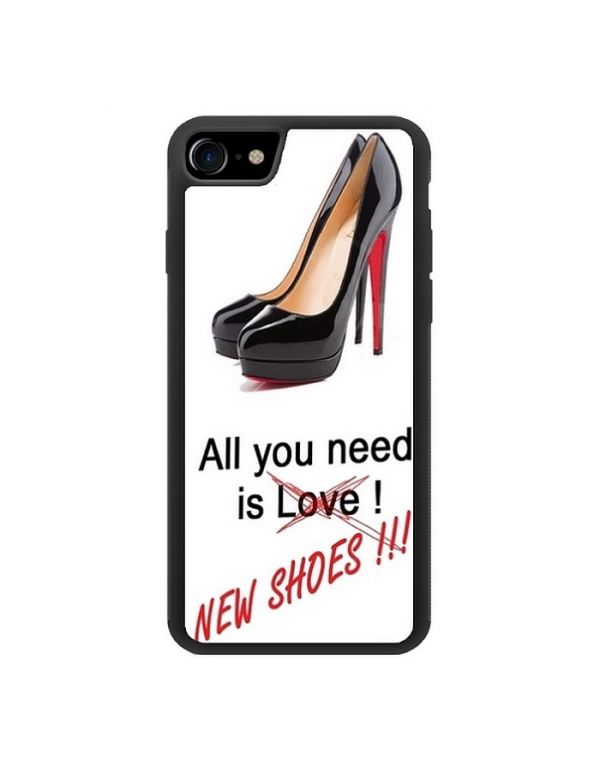 Coque iPhone 7/8 New Shoes