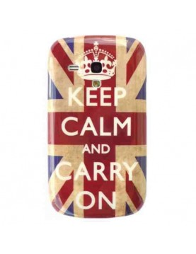 Coque-rigide-Samsung-Galaxy-S3-Mini-Angleterre-Keep-Calm