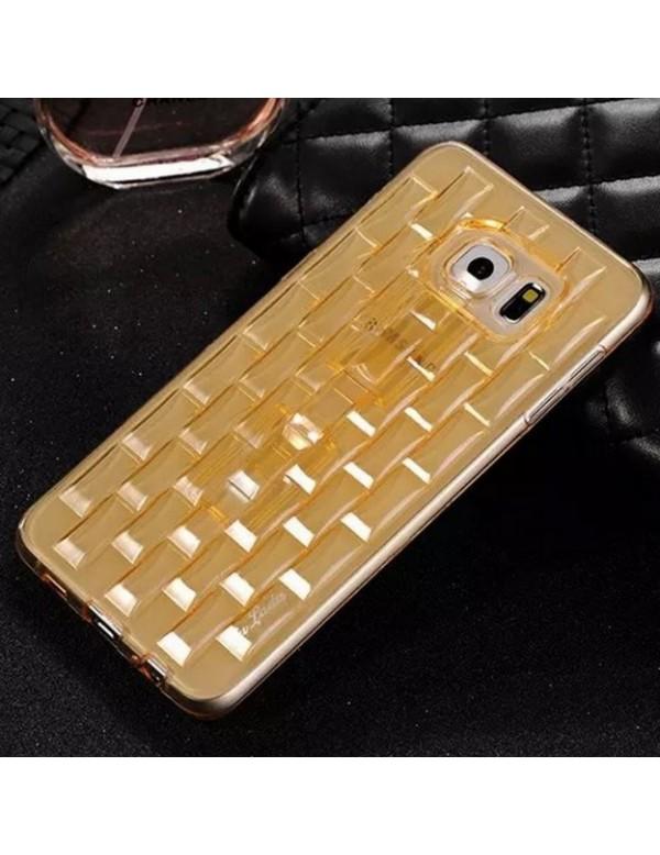 Samsung Galaxy Note 5 Coque en silicone or translucide