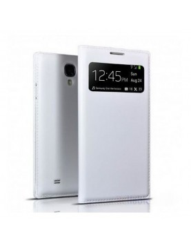 Etui-portefeuille-blanc-Samsung-Galaxy-S4