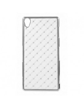 Coque-Sony-Xperia-Z3-Luxury-Leather-blanc