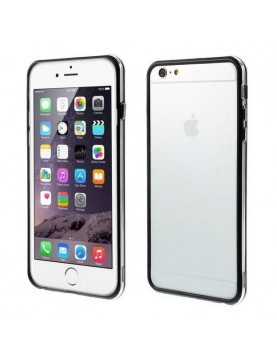 Bumper iPhone 6 Plus/6S Plus -  Silicone Noir
