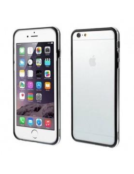Bumper iPhone 6 Plus/6S Plus -  Silicone Noir