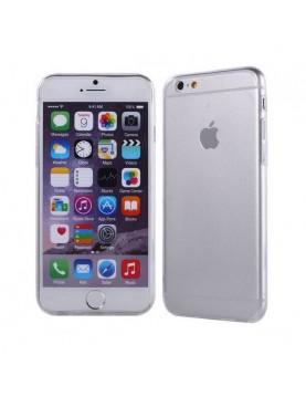 iPhone 6 plus/6S plus - Coque silicone ultra transparente