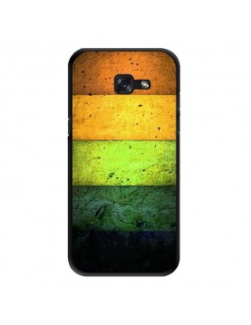 Coque Samsung Galaxy A5 2017 - Bandes multicouleurs