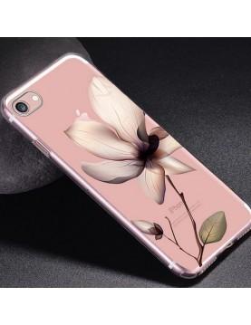 Coque-silicone-iPhone-4-4s-fleur-transparente-vue-1