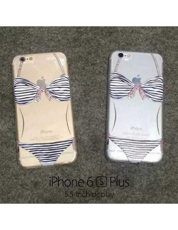 Coque iPhone 6 plus/6S plus maillot de bain