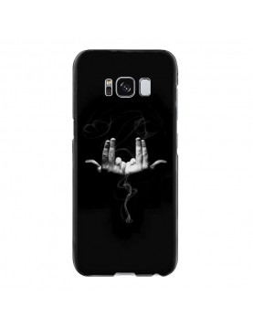 coque-rigide-noir-Samsung-Galaxy-S8-plus-rappeur-jul