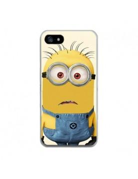 Coque iPhone 6/6S Un adorable Minion triste
