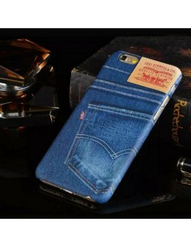coque rigide iPhone 6/6S - Imitation jeans Levi Strauss & CO