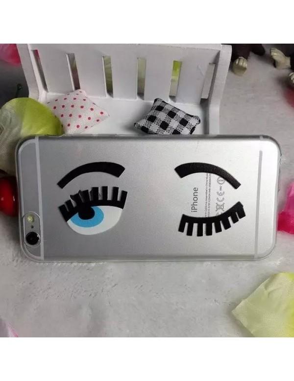 Coque silicone iPhone 6/6S - Clin d oeil