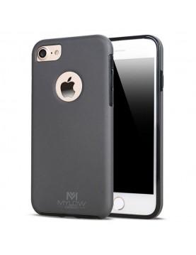 Coque Mylow Design iPhone X-360°-Gris sidéral