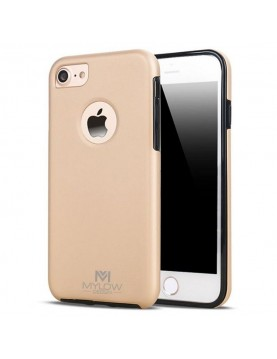 Coque Mylow Design iPhone 7 Plus/8 Plus - 360° - Or