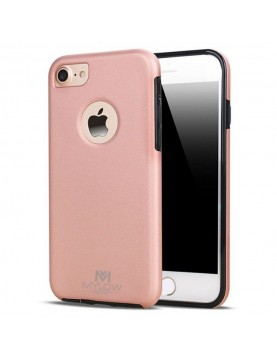 Coque Mylow Design iPhone X - 360° - Rose