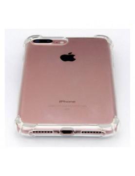 Coque en silicone ultra transparent pour iPhone X/XS modèle airbag 2.0mm