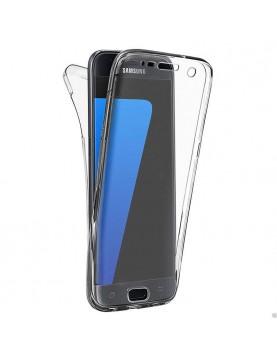 Coque 360° Silicone minigel Samsung Galaxy S6
