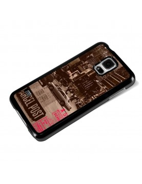 Coque Samsung Galaxy S5 Vintage-Street of New-York