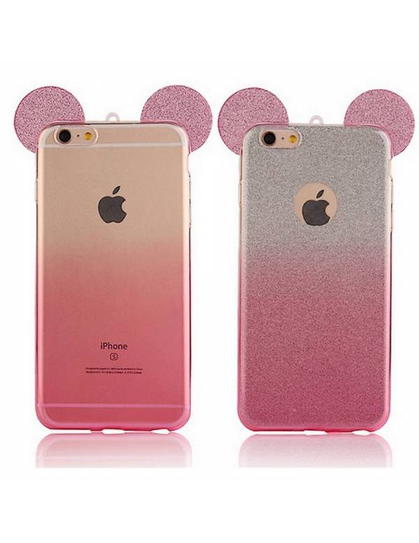 coque silicone iphone 6 mickey