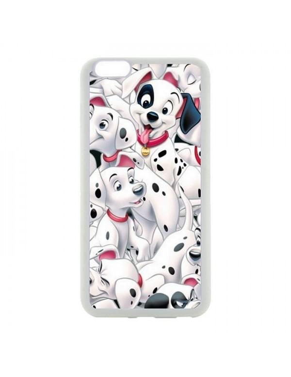 Coque rigide iPhone 6/6S -  les 101 dalmatiens