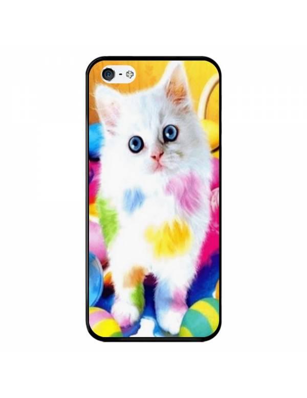 coque iphone 5 chaton