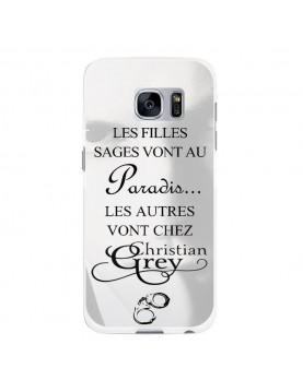 Coque-Rigide-Samsung-Galaxy-S7-Edge-Christian-Grey-contour-blanc