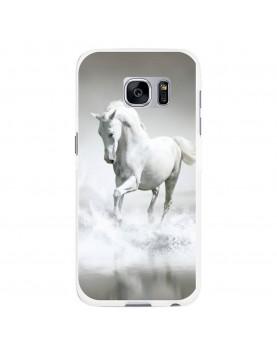 Coque-rigide-Coté-Blancs-Samsung-Galaxy-S6-Cheval-Blanc-Mer