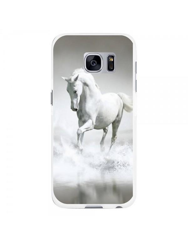coque cheval samsung galaxy s6