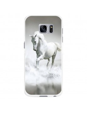 Coque-rigide-Coté-Blancs-Samsung-Galaxy-S7-Cheval-Blanc-Mer