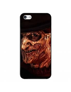 Coque rigide iPhone 5 5S et SE Freddy Krueger griffes de la nuit