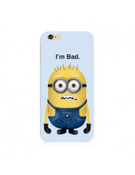 iPhone 5C coque souple minion i'm bad