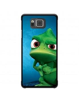 Coque Samsung Galaxy Alpha caméléon Pascal