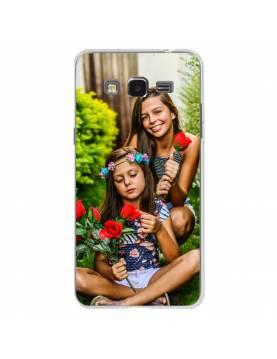 Coque-personnalisée Samsung-Galaxy-Grand-Prime-Rigide-Blanc
