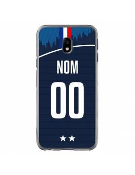 Coque-Samsung-Galaxy-J3-2017-Coupe-du-monde-2018-Maillot-domicile