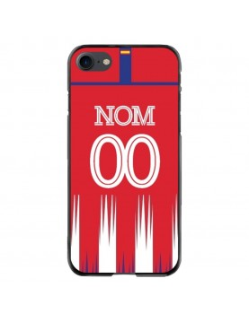 Coque-iPhone-7-8-Atletico-Madrid-Domicile-Maillot-Rouge-Espagne