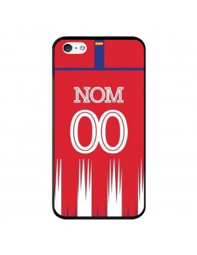 Coque-iPhone-4-4S-Atletico-Madrid-Domicile-Maillot-Rouge-Espagne