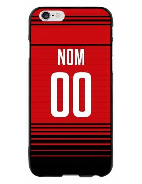 Coque foot pour iPhone 6/6S à personnaliser - Manchester maillot domicile