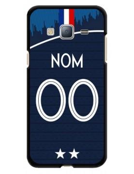 Coque coupe du monde 2018 Samsung Galaxy J3 2016 personnalisable - Domicile