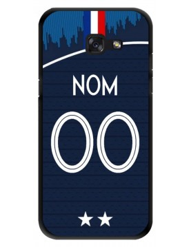 Coque coupe du monde 2018 Samsung Galaxy A5 2017 personnalisable - Domicile