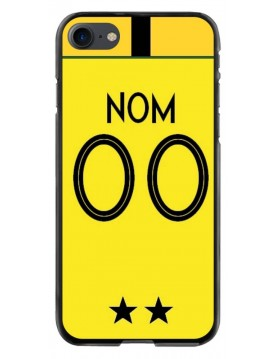 Coque coupe du monde 2018 iPhone 7 et 8 personnalisable - Maillot gardien France