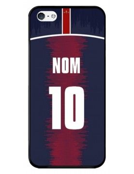 Coque-Football-personnalisable-iPhone-5-5S-SE-Paris-Domicile