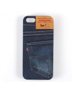 iPhone 5/5S, SE - Coque rigide jeans Levi Strauss & CO
