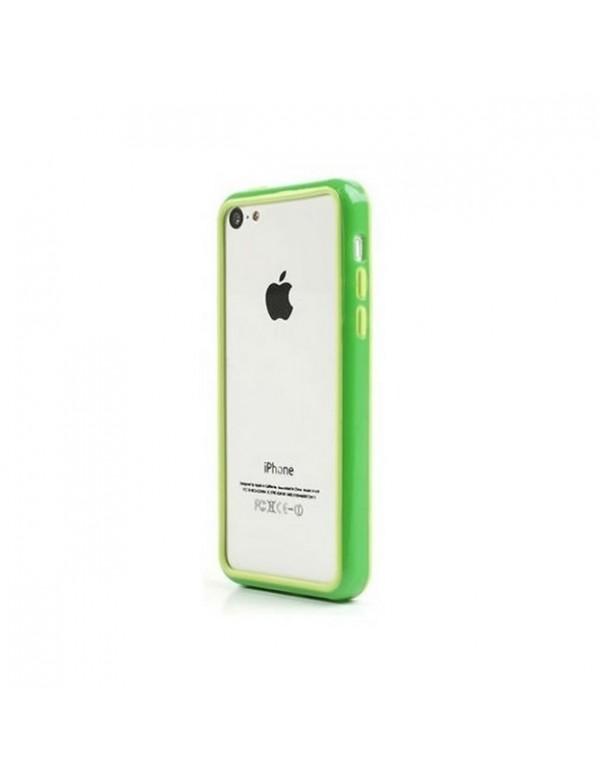Bumper silicone iPhone 5/5S - vert