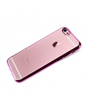 Coque iPhone 7 Plus/8 Plus - collection Pink flex