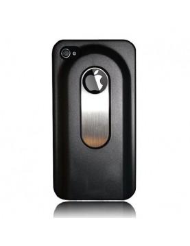 Coque décapsuleur iPhone 4/4S Noir