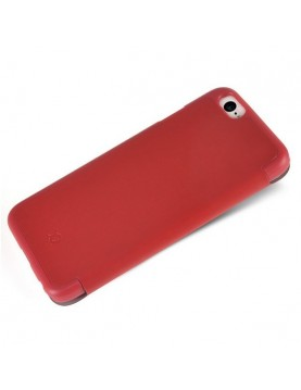 Etui à clapet iPhone 6/6S - Rana Folio by Xqisit - Rouge