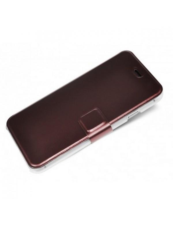 Etui bordeau iphone 6 6s portefeuille for Etui iphone 6 portefeuille