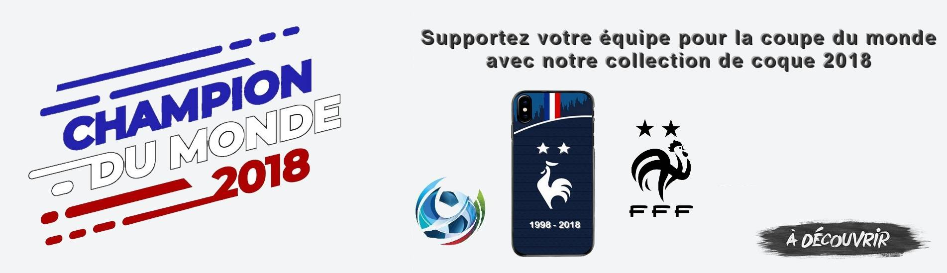 coque iphone xr coupe du monde 2018